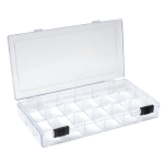 Bead box Organiser 18 Compartment 1-5